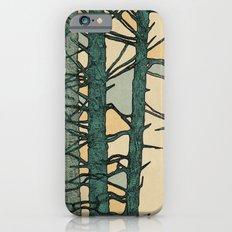 Green Trees iPhone 6s Slim Case