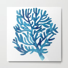 Ocean Illustrations Collection Part IV Metal Print