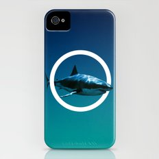 Shark. iPhone (4, 4s) Slim Case