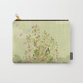 Just One flower Carry-All Pouch
