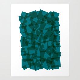 Square // Minimalistic Art Print