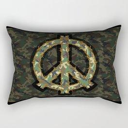Primary Objective Rectangular Pillow