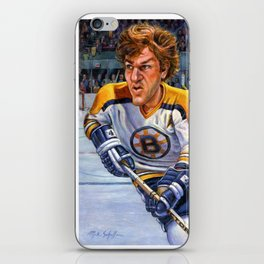 Bobby Orr: Game Changer iPhone Skin