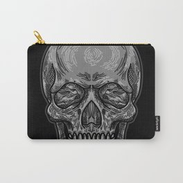 Dead Skull Carry-All Pouch