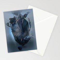 Warm stone Stationery Cards