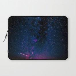 Electric Desert Starry Night Laptop Sleeve