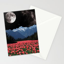 Tulip Lake Stationery Cards