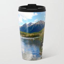 Southern Alps Travel Mug