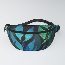 Leafage Fanny Pack