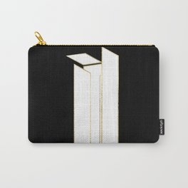 Beautiful Armor Letter I Carry-All Pouch