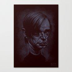 Blixa Bargeld Canvas Print