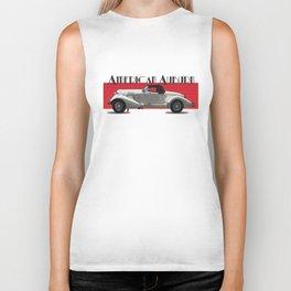 American Auburn Biker Tank