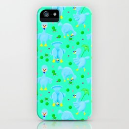 Silly Dodo's iPhone Case