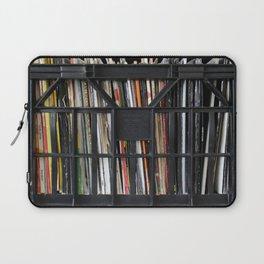 Vinyl DJ Crate Laptop Sleeve