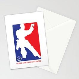 World Mantis Brotherhood Stationery Cards