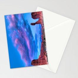 """""""Balanced Sunset"""" Stationery Cards"""