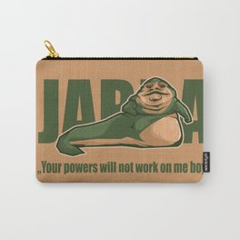 Jabba the hutt Carry-All Pouch