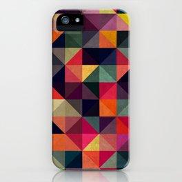 Colors Pattern iPhone Case