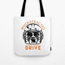 DRIVE By Jacob Chance Tote Bag