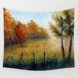 Party Lights Wall Tapestry