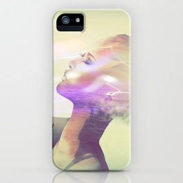 The Sands of Time III iPhone Case