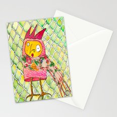 Chicken Stationery Cards