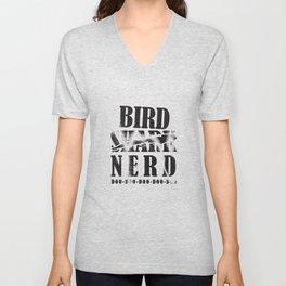 Bird Native Bird Songbird Nerd Gift Unisex V-Neck