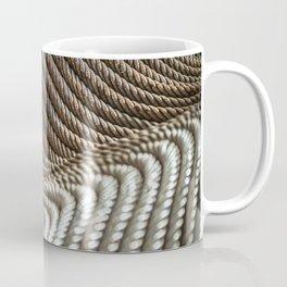 Coiled Lines Coffee Mug
