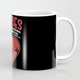 Nurses called according to his purpose - Christian Nurse Gift Coffee Mug
