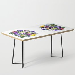 Iris garden Coffee Table