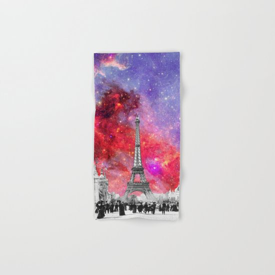 NEBULA VINTAGE PARIS Hand & Bath Towel