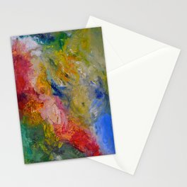 """""""Colorful World"""" Stationery Cards"""