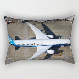 Boeing 787-9 Dreamliner Rectangular Pillow