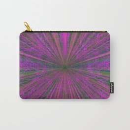 Ultraviolet Warp Carry-All Pouch