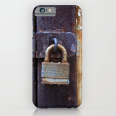Locked iPhone 6s Slim Case