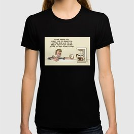 Coffee Lies T-shirt