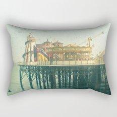 The Pier Rectangular Pillow