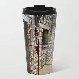 The Garden Beckons Travel Mug
