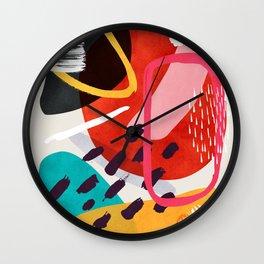Mikah Wall Clock