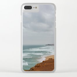 Null Clear iPhone Case