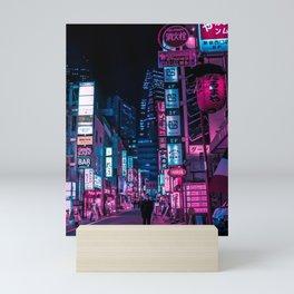 Stranger In The Night Mini Art Print