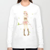 archer Long Sleeve T-shirts featuring archer by waffle