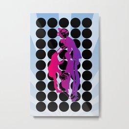 acrobats    Metal Print