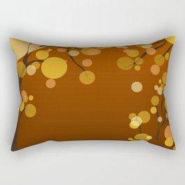 Halloween - Full Moon 2 Rectangular Pillow
