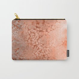 Bright hot orange glow Carry-All Pouch