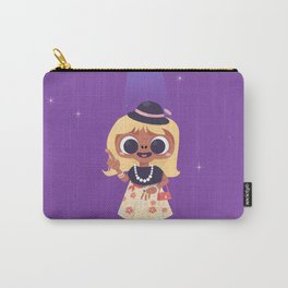 E.T the extra terrestrial wearing a dress Carry-All Pouch