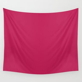 Rose Red Wall Tapestry