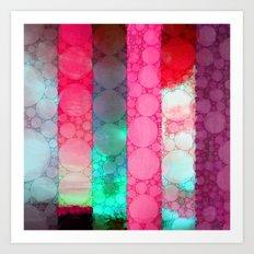 Colors of Sunrise Art Print