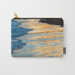 Golden Morning Reflection Carry-All Pouch