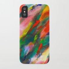 Flying iPhone X Slim Case